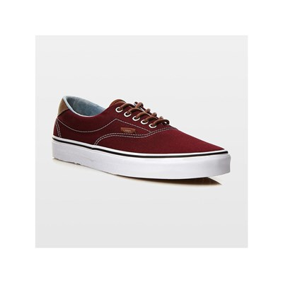 Vans UA ERA 59 LOW SNEAKERS ROT