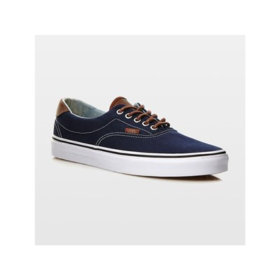 UA ERA 59 LOW SNEAKERS JEANSBLAU