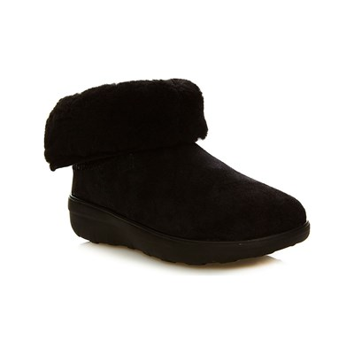 FitFlop BOOTS, BOTTINES NOIR Chaussure France_v16771