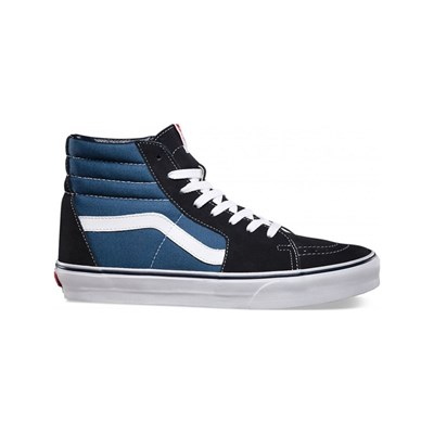 Vans SK8 HIGH SNEAKERS MARINEBLAU