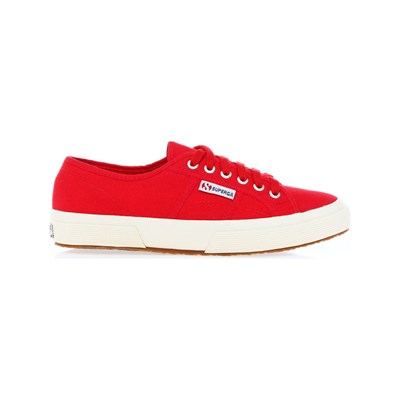 Superga COTU CLASSIC BASKETS BASSES ROUGES Chaussure France_v2120