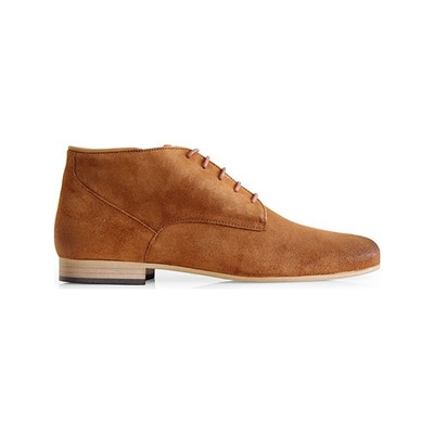 Lonesome Detail JIMMY DERBIES CARAMEL Chaussure France_v15953