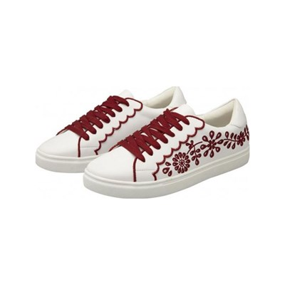 Naf Naf BASKETS MODE BLANC Chaussure France_v582