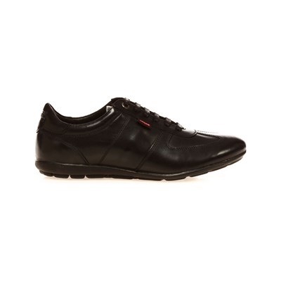 Eye Catching Levi's CHULA VISTA SCARPE DA TENNIS, SNEAKERS IN PELLE NERA