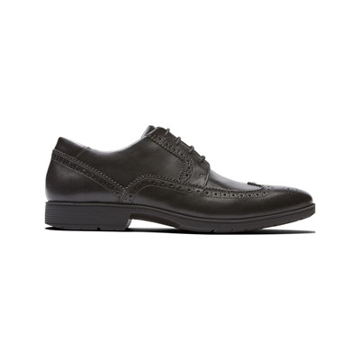 Rockport DERBY IN PELLE NERO