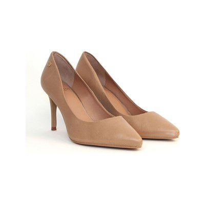Carlton London PALOMA ESCARPINS EN CUIR BEIGE Chaussure France_v9514