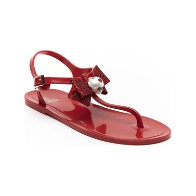 Love Moschino TONGS ROUGES Chaussure France_v11365