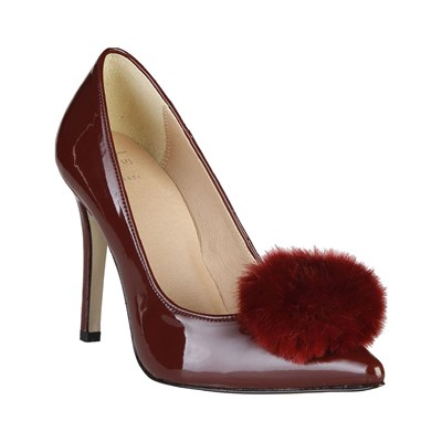 V19 69 MAEVA PUMPS BORDEAUXROT