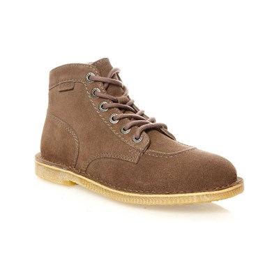 Kickers ORILEGEND BOOTS, BOTTINES BEIGE Chaussure France_v8893