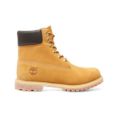 Timberland ICON 6-INCH PREMIUM BOOT WHEAT NB JAUNE