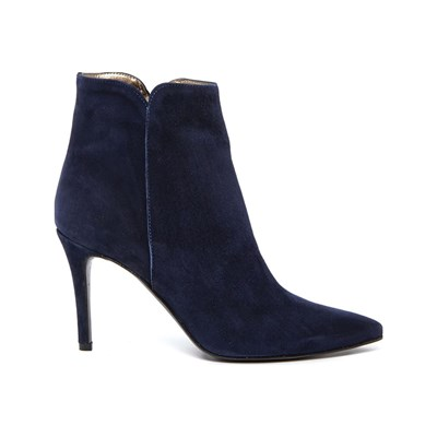 Ann Tuil AMAL BOOTS, BOTTINES BLEU Chaussure France_v17711
