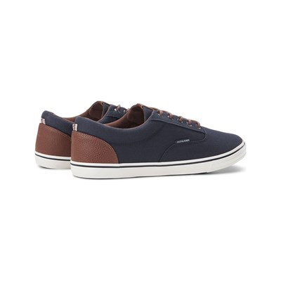 Jack & Jones VISION NOOS SNEAKERS BLEU MARINE Chaussure France_v5631