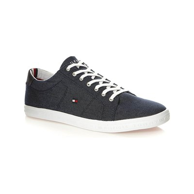 Tommy Hilfiger HOWELL LOW SNEAKERS DUNKELBLAU
