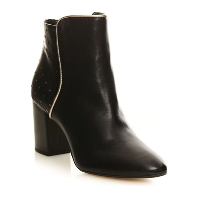 Mellow Yellow CHARLYNA BOOTS, BOTTINES NOIR