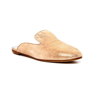 Ann Tuil BELFAST CHAUSSONS EN CUIR ROSE Chaussure France_v12553