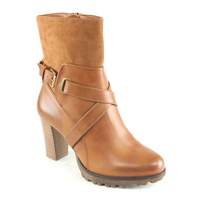 Chaussures Femme | Sixth Sens BOOTS, BOTTINES CAMEL