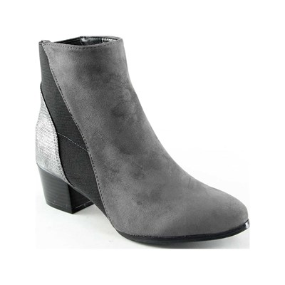 Poti Pati BOOTS GRIS Chaussure France_v5075