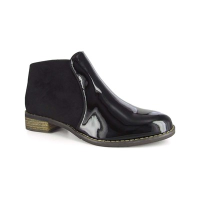 Eclipse SOPHIE BOOTS, BOTTINES NOIR