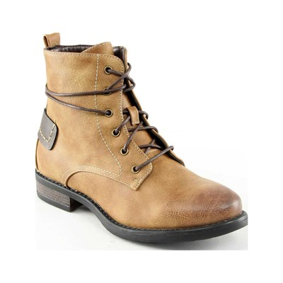Poti Pati BOOTS, BOTTINES BEIGE Chaussure France_v5076