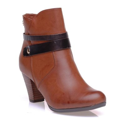 Xti BOOTS, BOTTINES MARRON Chaussure France_v2225