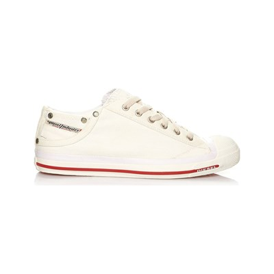 Diesel MAGNETE EXPLOSURE LOW SNEAKERS BASSE BIANCO