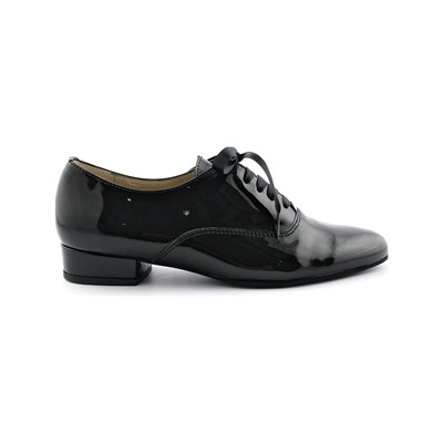 Exclusif Paris VITO DERBIES EN CUIR NOIR Chaussure France_v15148