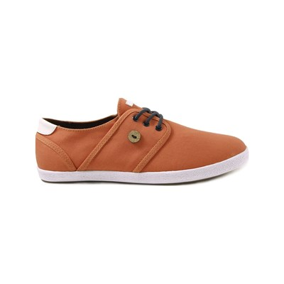 Faguo CYPRESS LOW SNEAKERS ORANGE