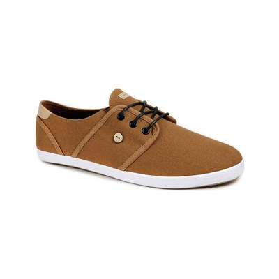 Faguo LOW SNEAKERS TABAK