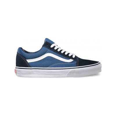 Vans OLD SKOOL LOW SNEAKERS MARINEBLAU