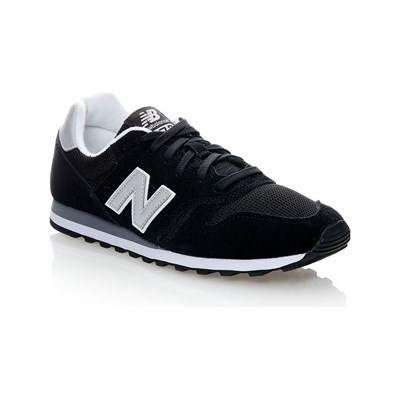 piuttosto New Balance ML373 D SNACKERS IN PELLE BIMATERIALE NERO