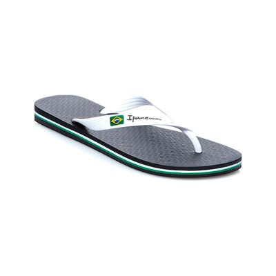 Chaussures Homme | Ipanema CLASSICA BRASIL II TONGS BLANC