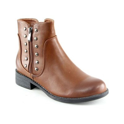 Catisa BOOTS, BOTTINES CAMEL Chaussure France_v4024
