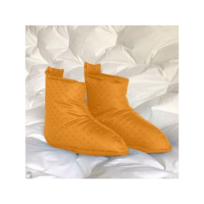 Castex couettes naturelles CHAUSSONS OR