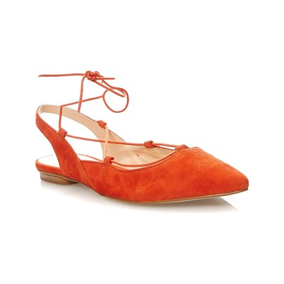 Mellow Yellow BRUNELLA BALLERINAS ORANGE