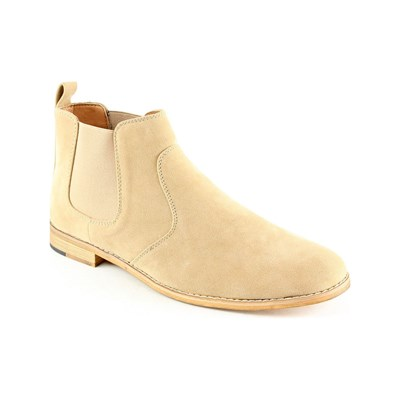 Uomo BOOTS BEIGE Chaussure France_v4681