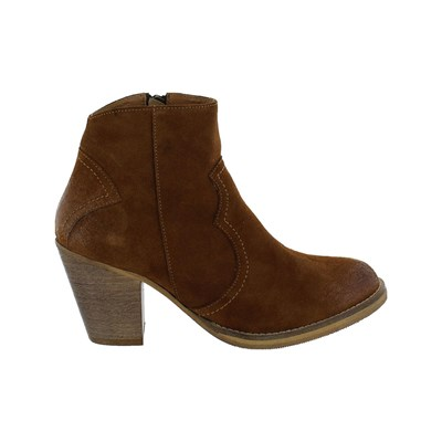 Marta Jonsson BOOTS EN CUIR TABAC Chaussure France_v16351