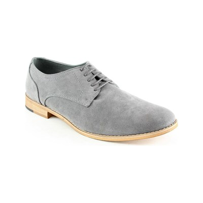 Uomo DERBIES GRIS Chaussure France_v3785