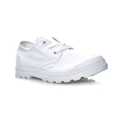 Palladium OXFORD BASKETS MODE BLANC Chaussure France_v9188