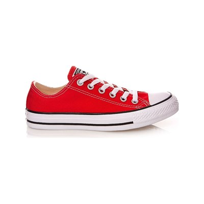 Converse CHUCK TAYLOR ALL STAR OX TURNSCHUHE, SNEAKERS ROT