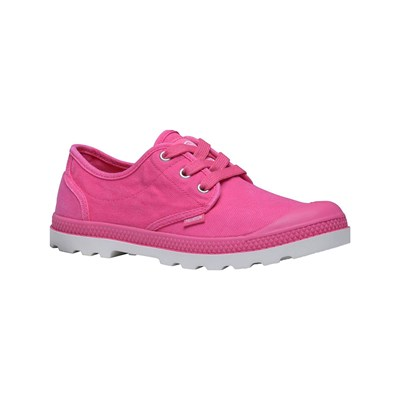 Palladium OXFORD TURNSCHUHE, SNEAKERS FUCHSIENROSA