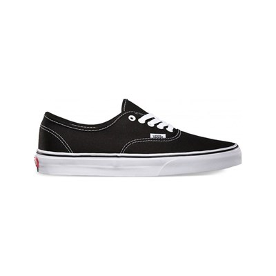 Vans AUTHENTIC LOW SNEAKERS SCHWARZ