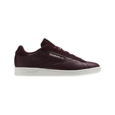 NPC UK PFR TURNSCHUHE, SNEAKERS BORDEAUXROT