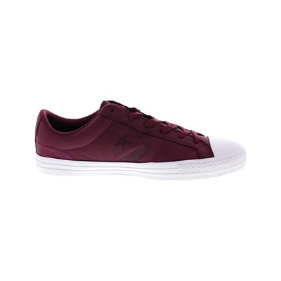 Converse STAR PLAYER BASKETS BASSES BORDEAUX Chaussure France_v5009