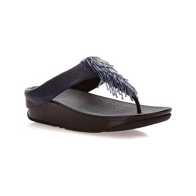 FitFlop CHACHA TONGS SAPHIR Chaussure France_v13165