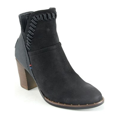 Moow BOTTINES NOIR Chaussure France_v5492