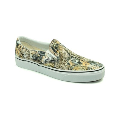 Vans CLASSIC SLIP-ON MULTICOLORE Chaussure France_v1061