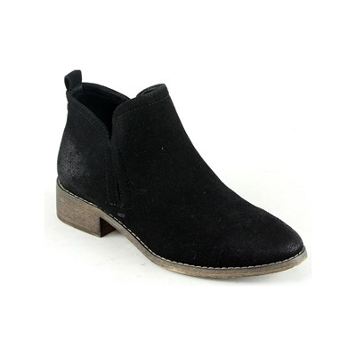 Moow LOW BOOTS NOIR Chaussure France_v4180