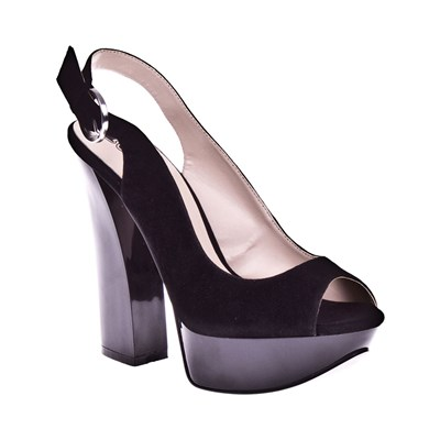 Chaussures Femme | 1TO3 SANDALES NOIR