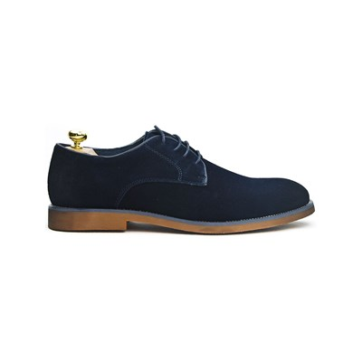 Riveleft LEDERDERBIES MARINEBLAU