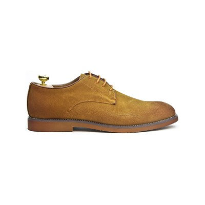 Riveleft DERBIES EN CUIR CAMEL